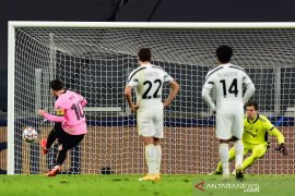 Liga Champions, Barcelona pecundangi Juventus yang pincang 2-0