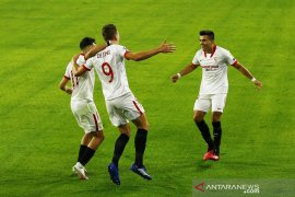 Sevilla tampil dominan tapi hanya menang 1-0 atas Rennes