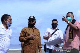 Irmawan berharap pembangunan tanggul 1,6 km di Aceh Barat tuntas di 2022