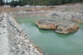 Normalisasi embung jamin ketersediaan air bagi warga