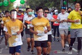 """Jogja 10K digelar """"on route"""" dan virtual diikuti 1.000 pelari"""