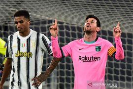 Kemenangan tandang 2-0 Barcelona atas Juventus jawaban atas krisis manajemen
