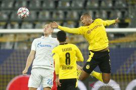 Liga Champions:  Dortmund kalahkan Zenit Saint Petersburg 2-0