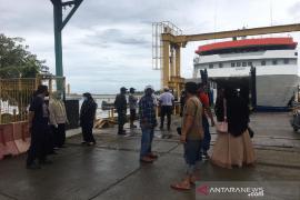 Libur panjang, penumpang menuju Sabang melonjak
