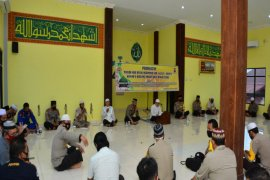 Terapkan protokol kesehatan saat memperingati Maulid Nabi Muhammad SAW