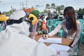 Hasil rapid test massal wisatawan di Puncak Bogor 50 orang reaktif