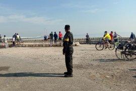 Petugas  Swab Hunter awasi tempat wisata dan ruang publik