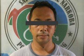 Polisi ringkus seorang pengedar narkoba di Pandeglang