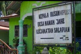 Keluarga dan Polisi tutup posko pencarian ketiga anak hilang di Langkat
