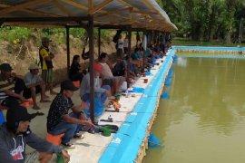 Usaha kolam pemancingan Mukomuko diimbau patuhi protokol kesehatan