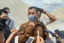 Ketua Komisi III DPRD Bangka dorong PT Pulomas bersihkan tumpukan pasir