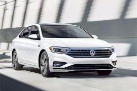 Volkswagen recall 210.000 sedan Jetta karena baut mesin mudah kendur
