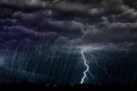 BMKG: Sumut masih berpotensi hujan lebat diserta  angin kencang