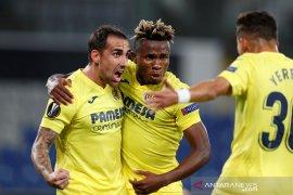 Villarreal borong tiga gol di 10 menit akhir demi tundukkan Qarabag