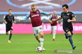 West Ham yakin bisa lanjutkan tren positif ketika sambangi Liverpool