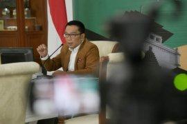 Gubernur paparkan langkah Jawa Barat antisipasi COVID-19 saat libur panjang