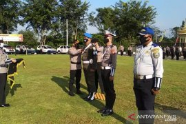 Terlibat narkoba, dua oknum polisi diberhentikan tidak hormat