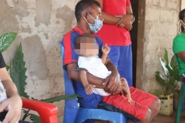 INPEX galakkan penanganan balita gizi buruk di Kepulauan Tanimbar