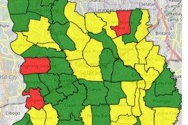Website resmi COVID-19, upaya keterbukaan informasi Kota Tangerang Selatan