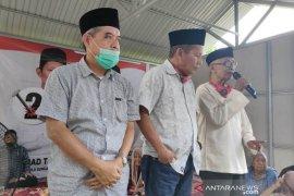 Paslon Tampil Nomor Dua berjanji berusaha sejahterakan petani HST