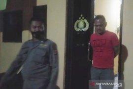 Polisi meringkus residivis yang baru dua bulan keluar penjara