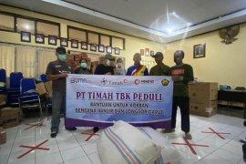 PT Timah kerahkan ERG bantu korban banjir Garut