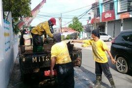 Pasukan Turbo Dinas PUPR, komitmen jaga kebersihan sungai dan drainase