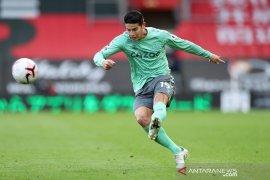 Everton istirahatkan James Rodriguez dalam lawatan ke Newcastle United