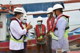 Pelabuhan Patimban Subang tahap 1 ditargetkan selesai November 2020