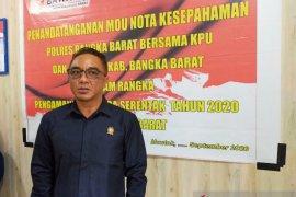 KPU Bangka Barat minta Satgas COVID-19 pantau penerapan aturan kesehatan di TPS