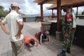 34 warga terjaring operasi yustisi di Kintamani