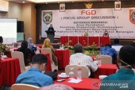Pemkab Balangan laksanakan Focus Group Discussion