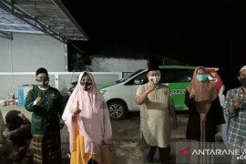Dinilai berhasil bangun infrastruktur jalan, Warga Baros siap menangkan Tatu-Pandji