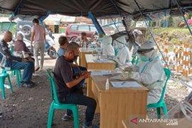 Puluhan wisatawan yang tengah berwisata di Sukabumi reaktif COVID-19