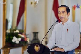 Presiden Jokowi ingin Indonesia jadi tuan rumah Olimpiade 2032