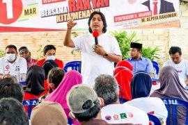 Kampanye SHM-MAR  di Simpang Empat disambut gema salawat