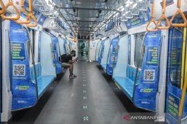 MRT Jakarta catat jumlah penumpang 27 ribu per hari