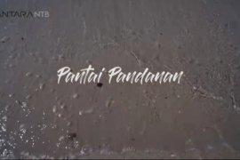 Pantai Pandanan mutiara di Lombok Utara