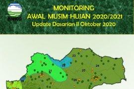 Monitoring musim hujan Jambi