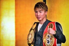 Pukul KO Moloney, Inoue pertahankan sabuk kelas bantam WBA dan IBF