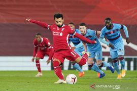 Liverpool krisis setelah Salah positif COVID-19, Williams cedera