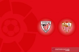 Liga Spanyol: Bilbao paksa Sevilla telan tiga kekalahan beruntun