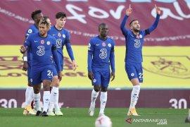 Ziyech dipuji saat bantu Chelsea kalahkan Sheffield United