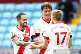 Liga Inggris, Southampton redam kebangkitan Aston Villa untuk petik kemenangan 4-3