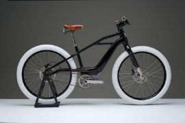 Harley-Davidson luncurkan sepeda listrik Serial 1 Cycle Co.