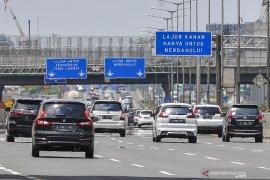 Jasa Marga catat 160.000 kendaraan ke Jakarta saat arus balik libur panjang