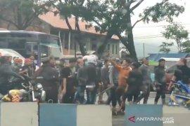 Pascabentrokan dua ormas, Polres Sukabumi Kota perketat pengamanan