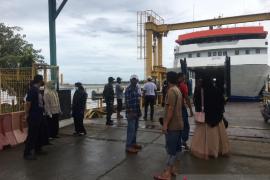 Arus balik Sabang, jadwal kapal cepat ditambah dua kali keberangkatan