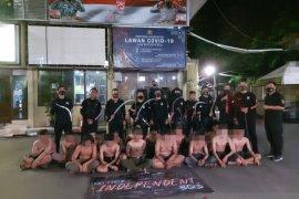 Polisi ringkus belasan pemuda hendak tawuran di Jakarta Barat