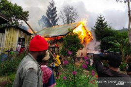 Korban pembakaran rumah di Papua tidak mau penyelesaian hukum